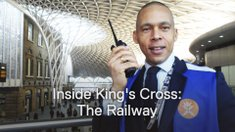 Inside King's Cross: The Railway