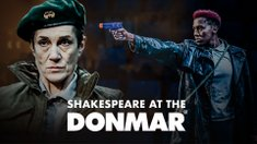 Shakespeare at the Donmar