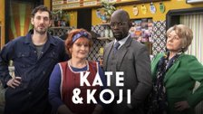 Kate & Koji