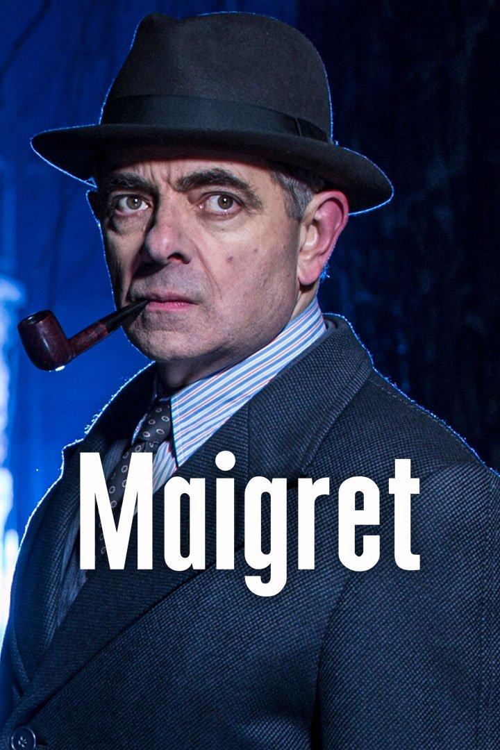 Maigret on BritBox UK