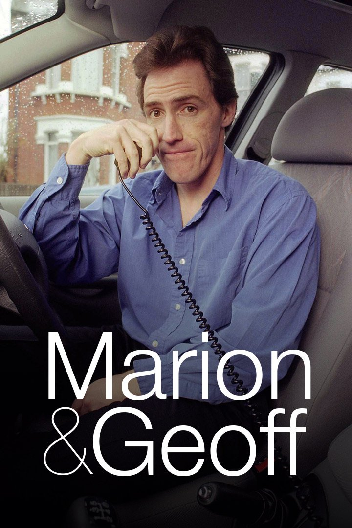 Marion and Geoff on BritBox UK