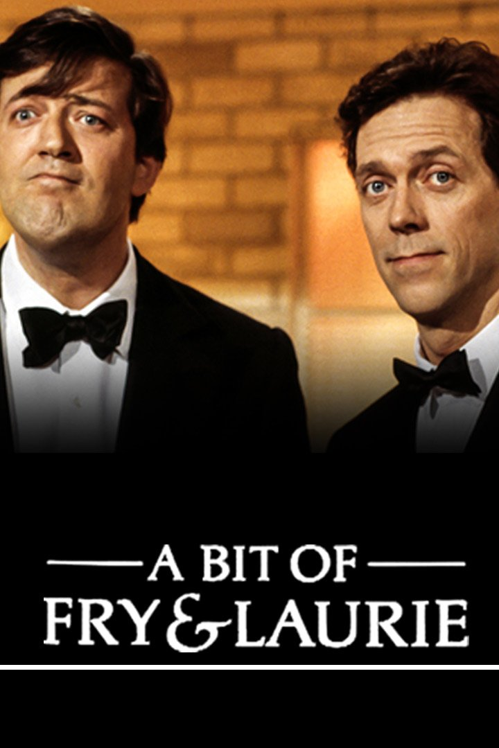A Bit of Fry and Laurie on BritBox UK