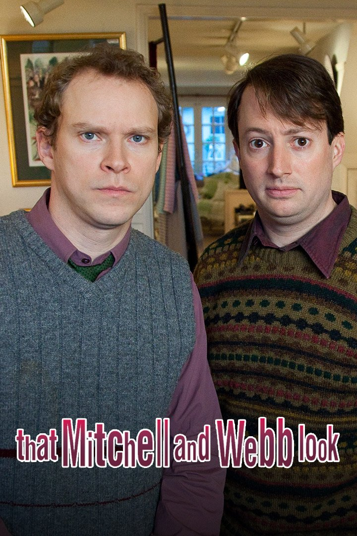 That Mitchell and Webb Look on BritBox UK