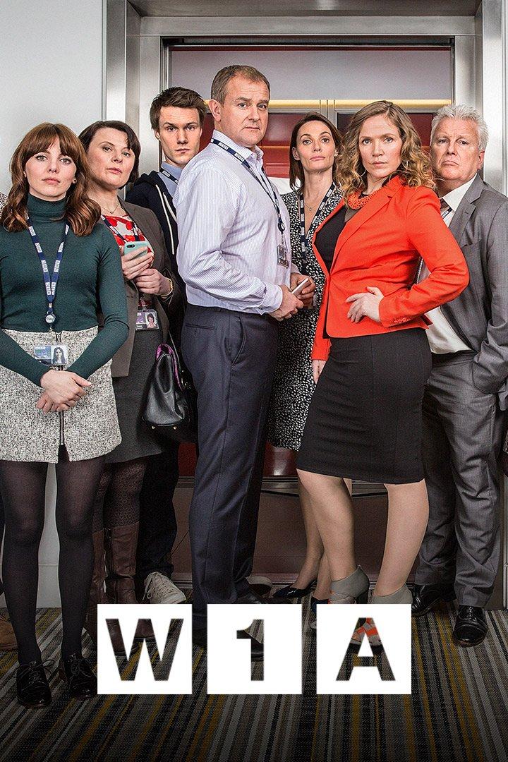 W1A on BritBox UK
