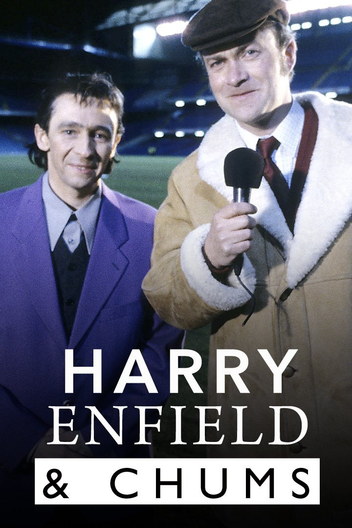 Harry Enfield and Chums on BritBox UK
