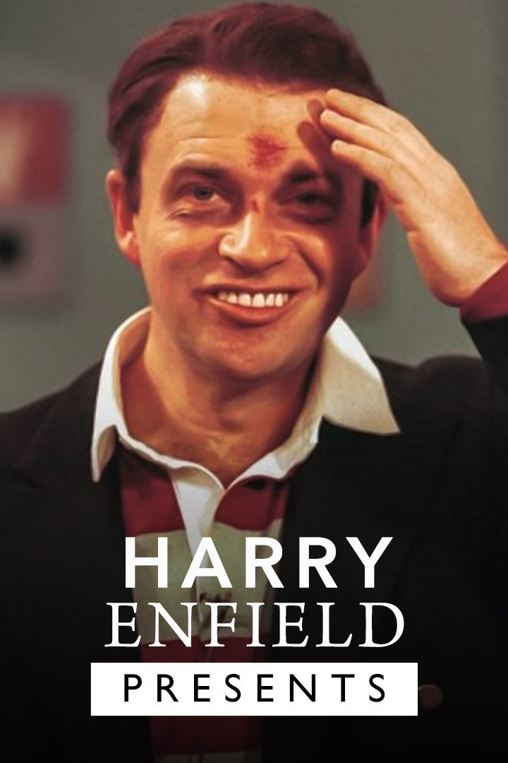 Harry Enfield Presents... on BritBox UK