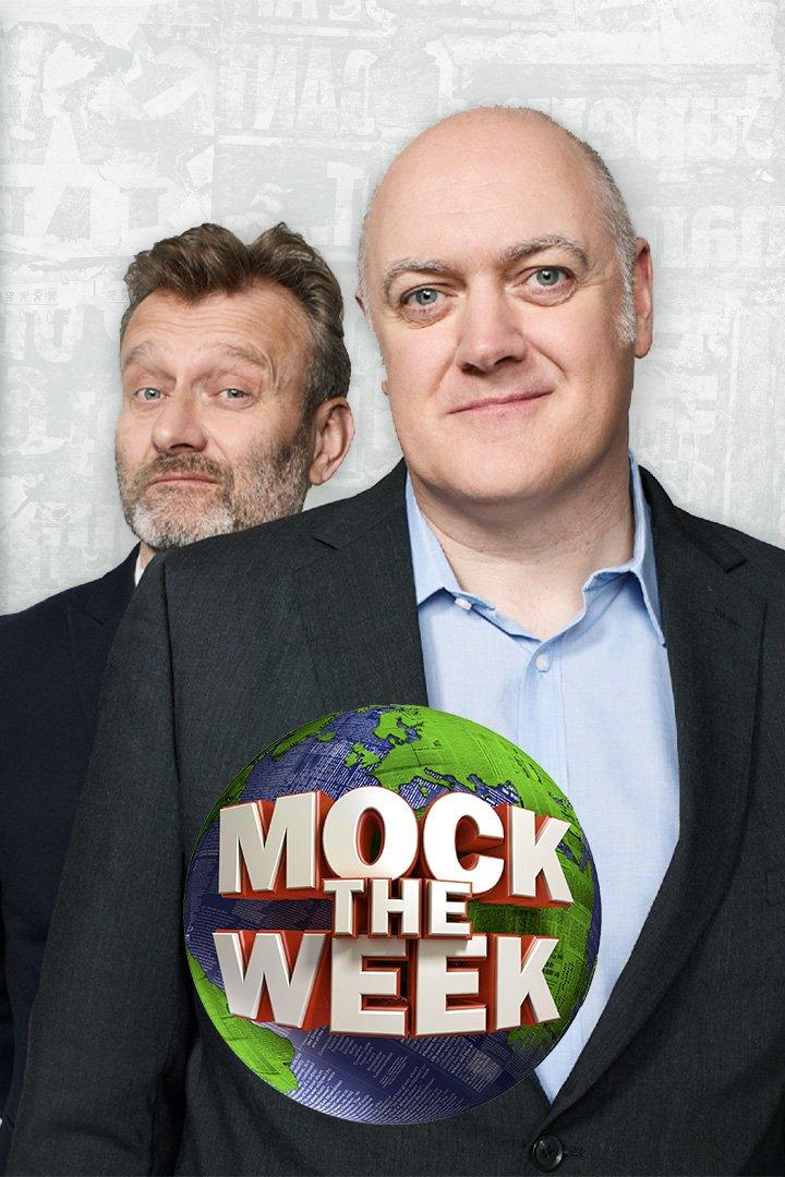 Mock the Week on BritBox UK