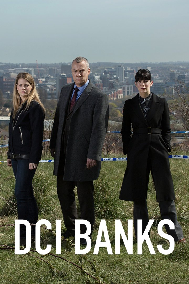 DCI Banks on BritBox UK