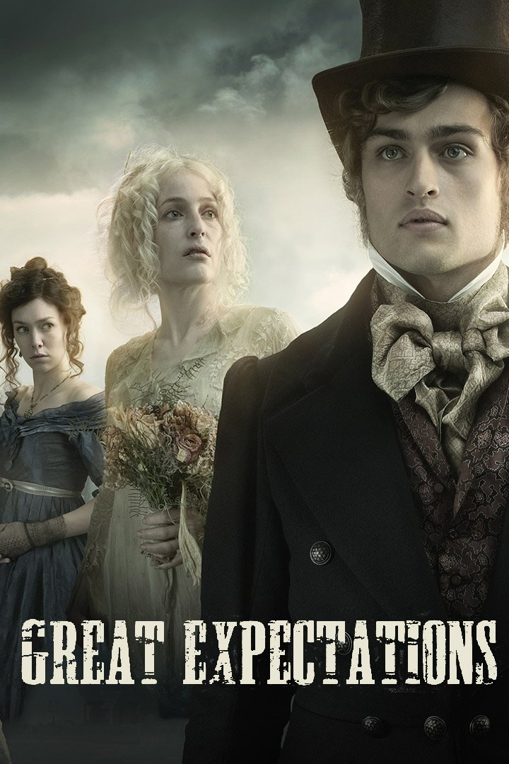 Great Expectations on BritBox UK