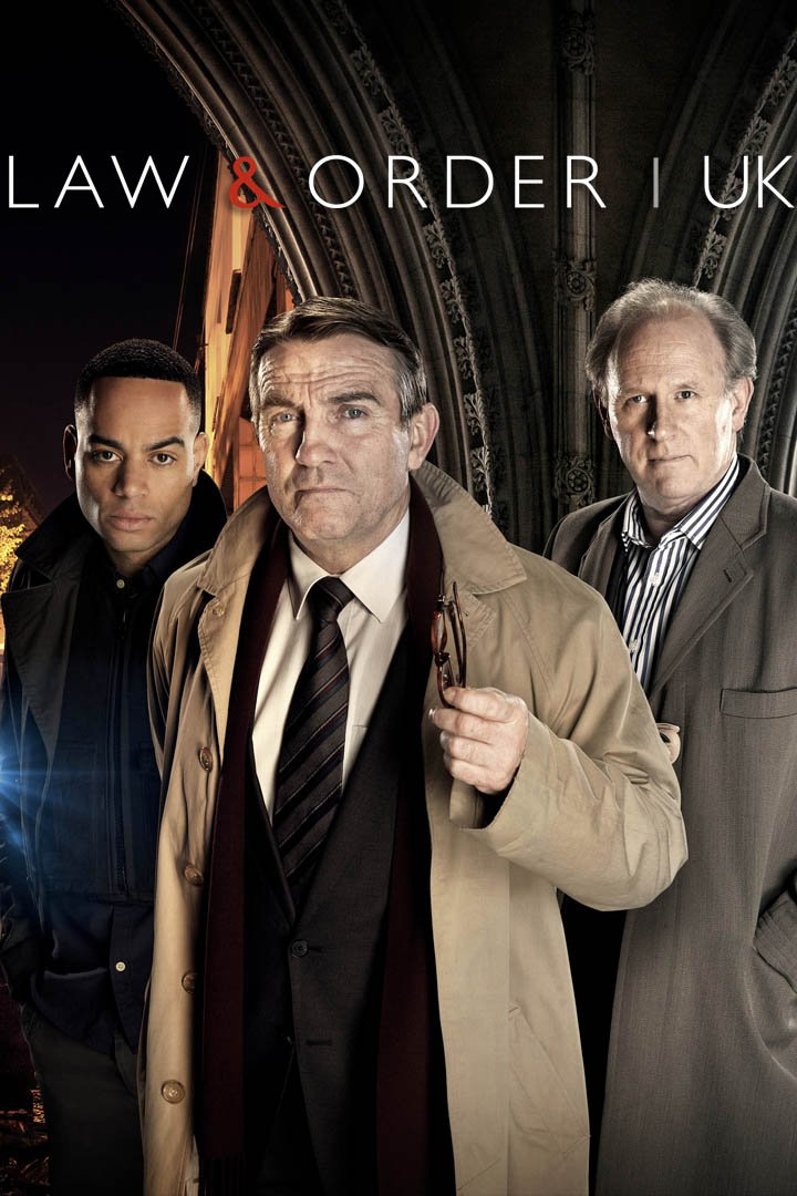 Law & Order: UK on BritBox UK