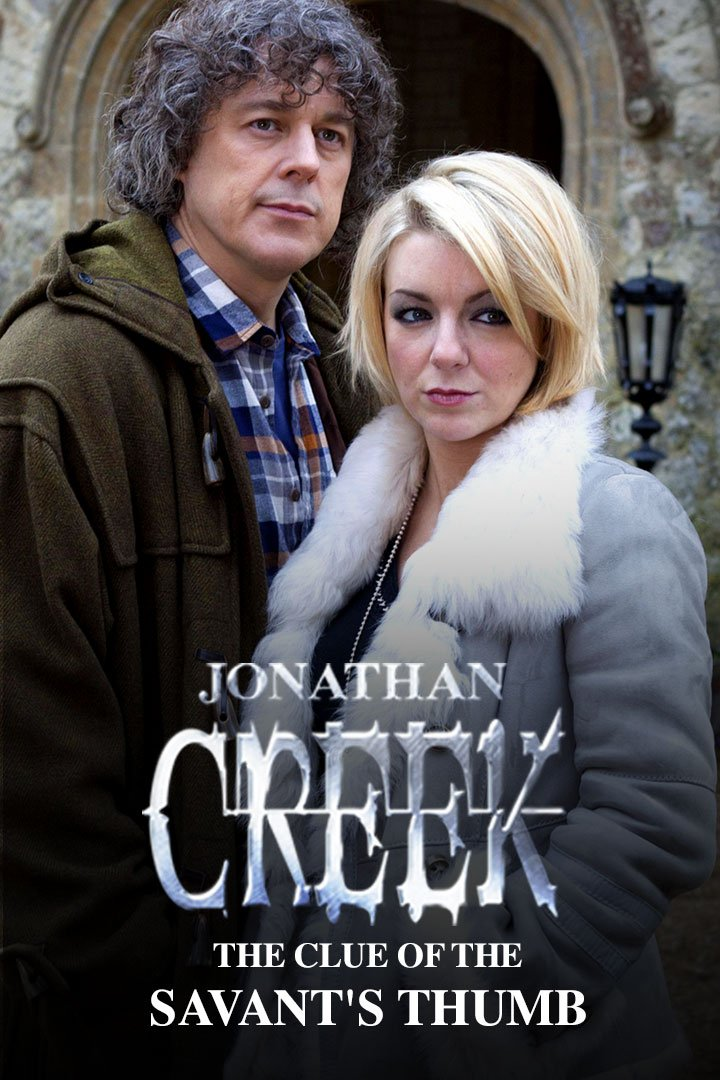 Jonathan Creek: Special: Easter 2013: The Clue Of The Savant's Thumb