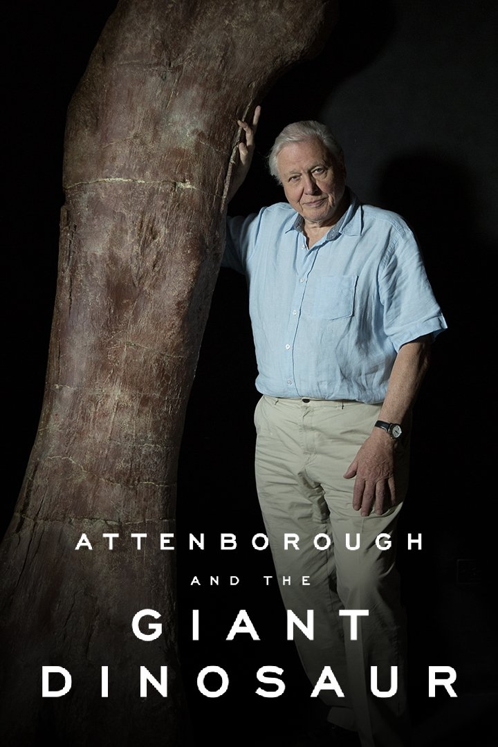 Attenborough and the Giant Dinosaur on BritBox UK