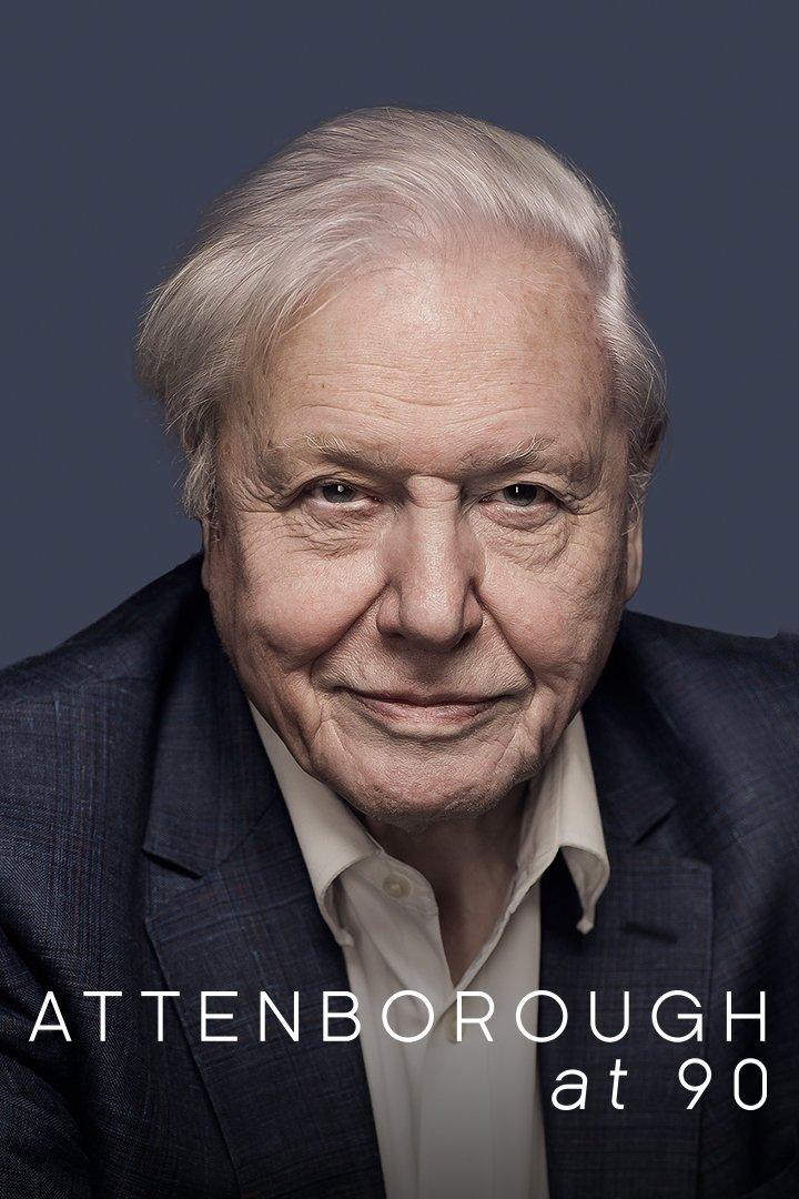 Attenborough At 90 on BritBox UK