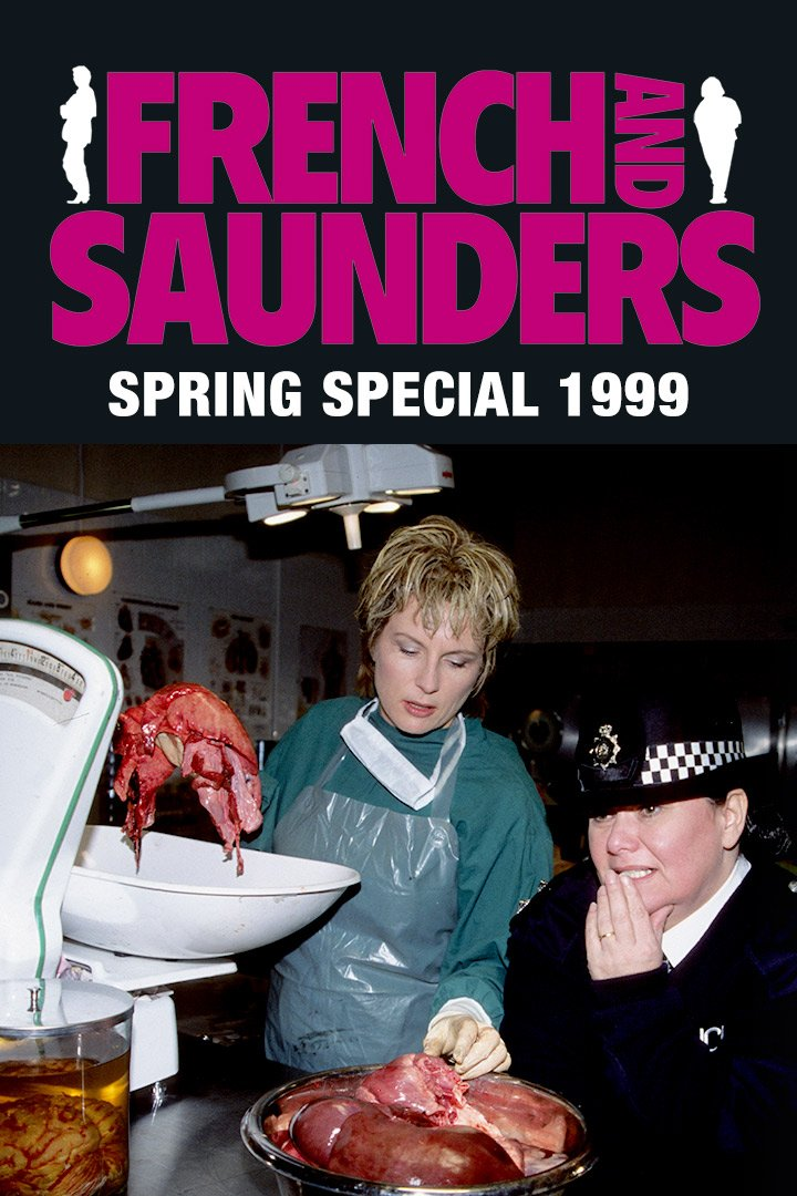 French And Saunders Spring Special 1999 on BritBox UK