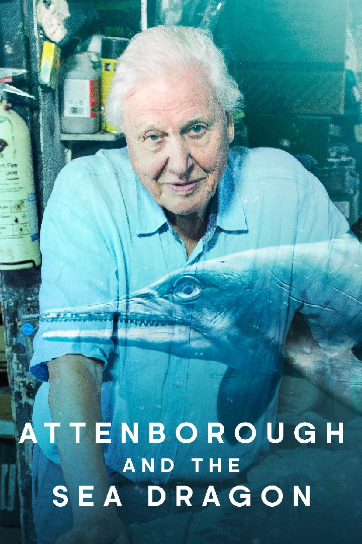 Attenborough and the Sea Dragon on BritBox UK