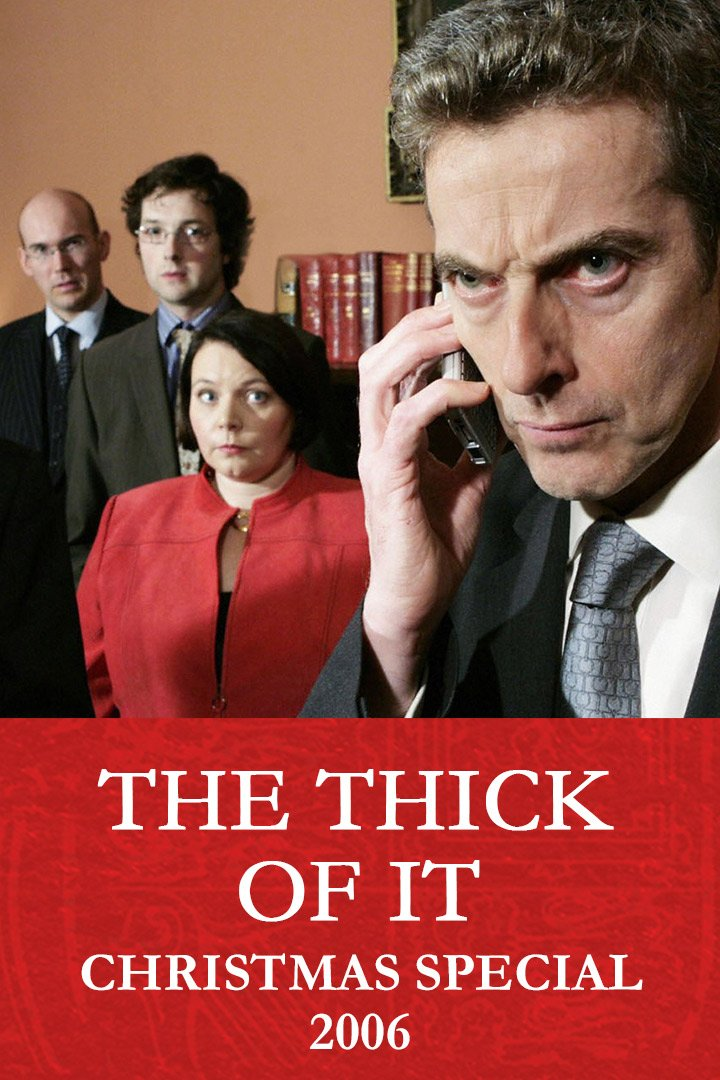 The Thick of It Christmas Special 2006
