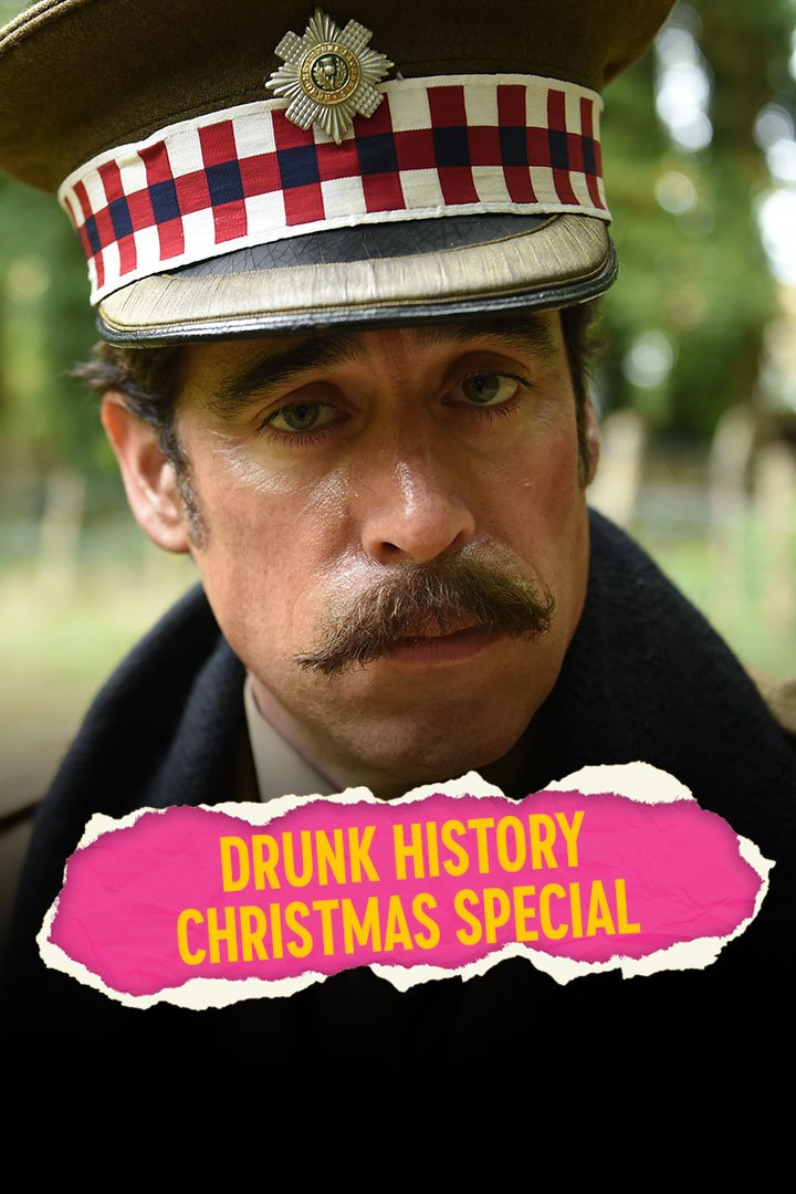 Drunk History Christmas Special 2014: Nativity