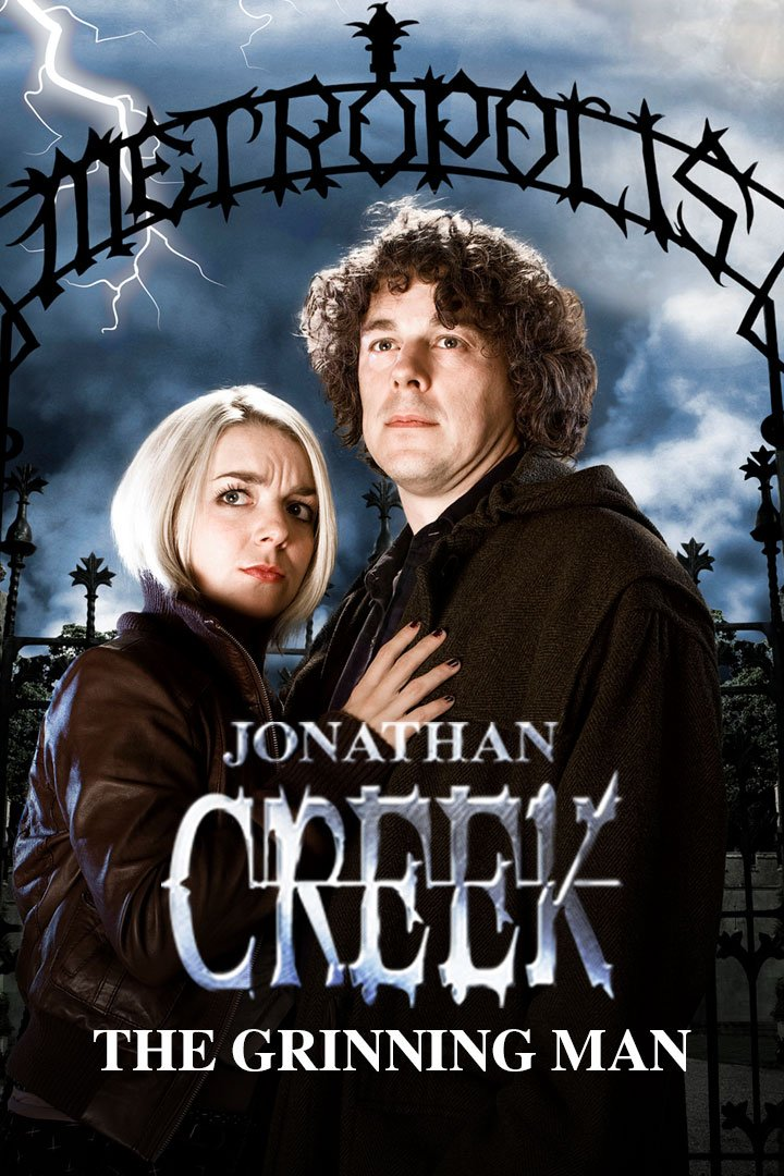 Jonathan Creek Christmas Special 2008: The Grinning Man