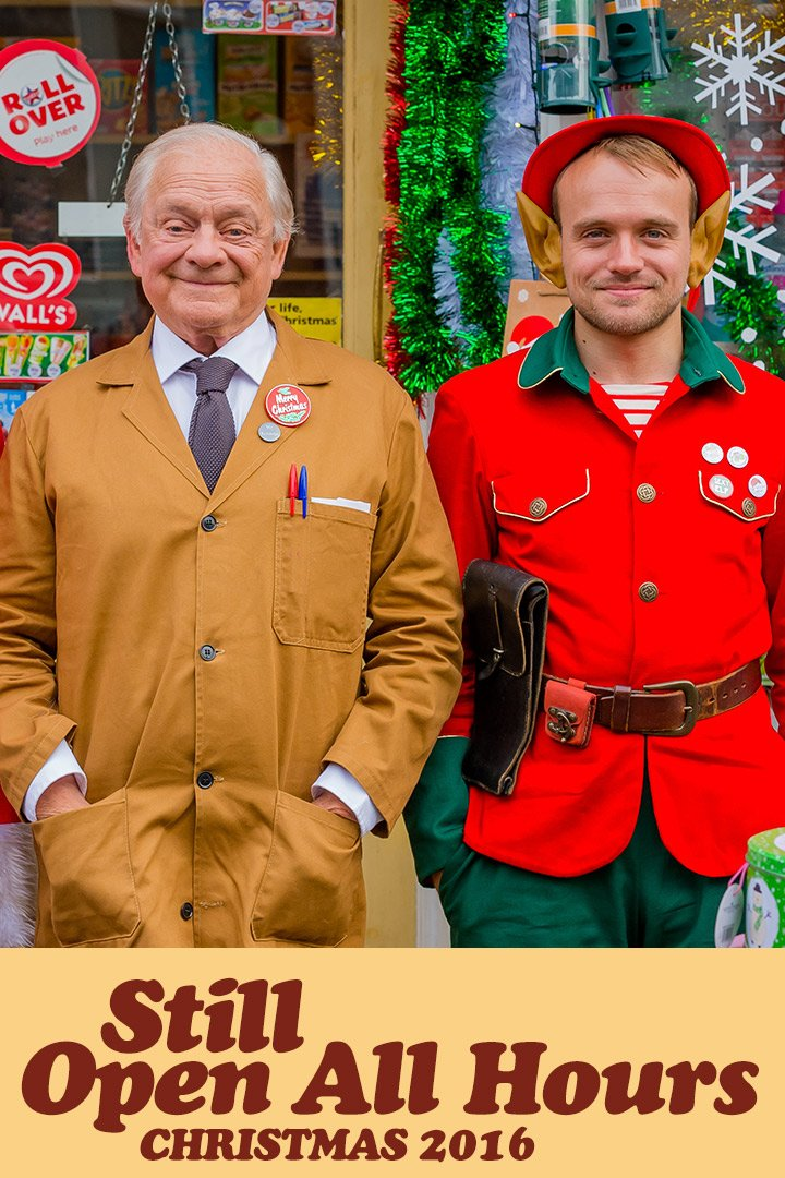 Still Open All Hours Christmas Special 2016