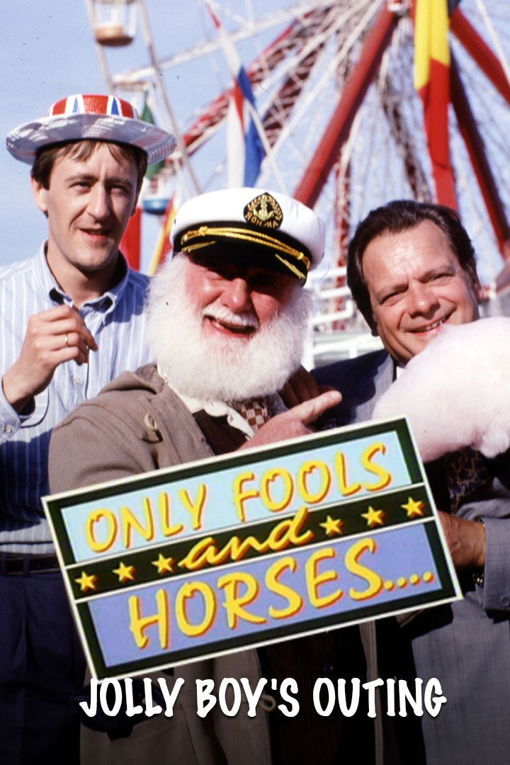 Only Fools And Horses: Special: Christmas 1989: Jolly Boy's Outing
