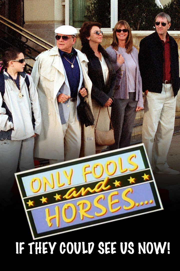 Only Fools And Horses: Special: Christmas 2001: If They Could See Us Now!