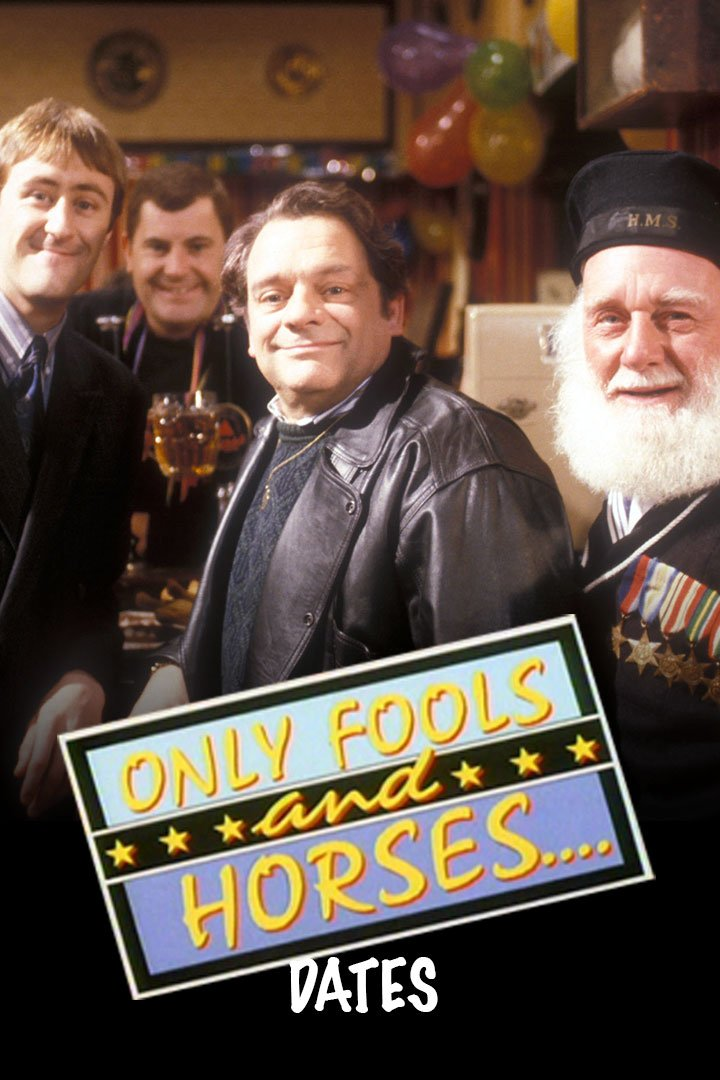 Only Fools And Horses: Special: Christmas 1988: Dates