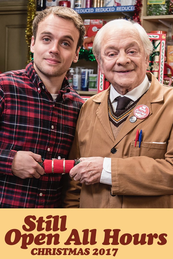 Still Open All Hours Christmas Special 2017