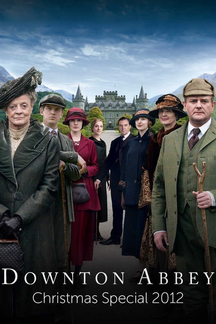Downton Abbey Christmas Special 2012: A Journey to the Highlands
