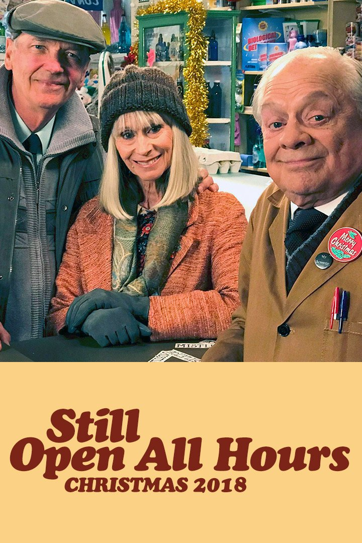 Still Open All Hours Christmas Special 2018