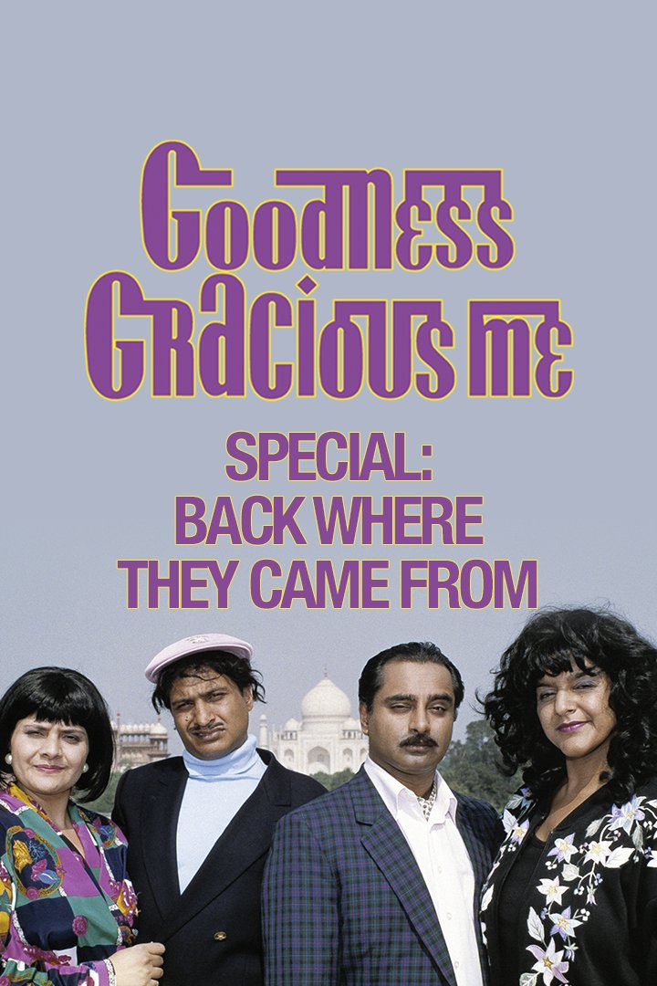 Goodness Gracious Me Special 2001: Back Where They Came From