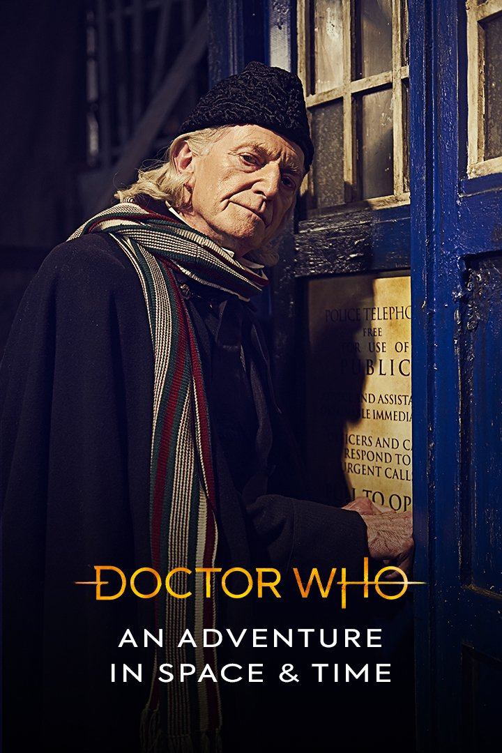 Doctor Who: An Adventure In Space & Time