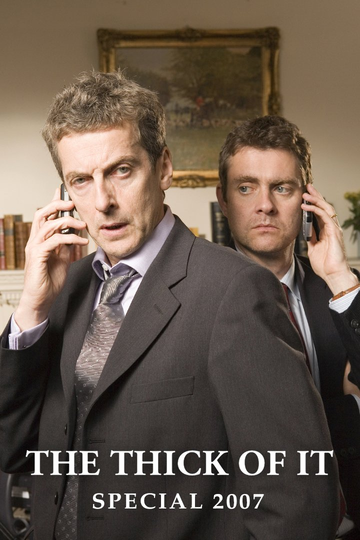 The Thick of It Special 2007: Spinners and Losers