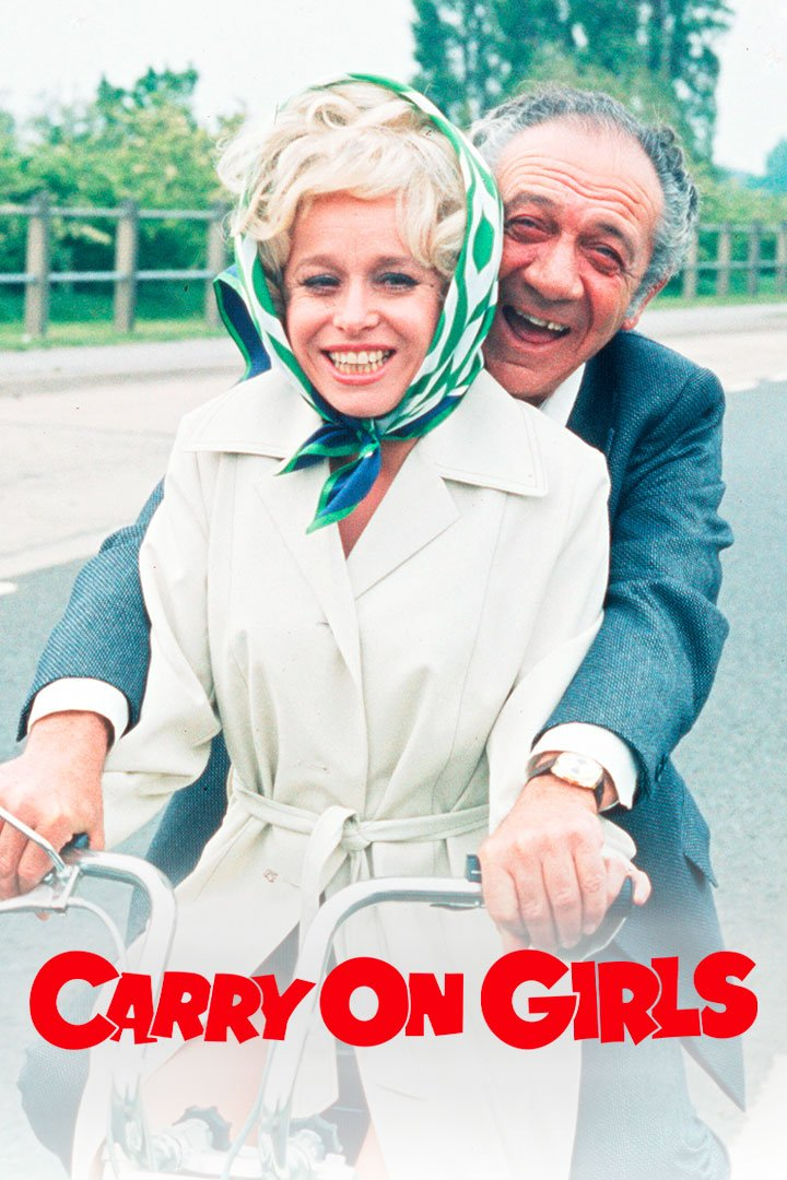 Carry On Girls on BritBox UK
