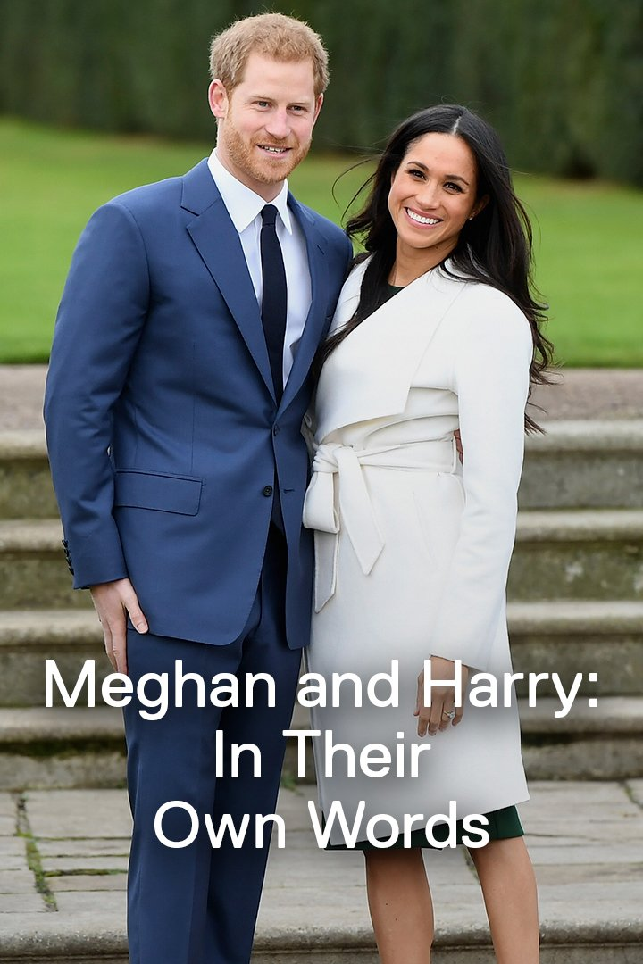 Meghan & Harry: In Their Own Words