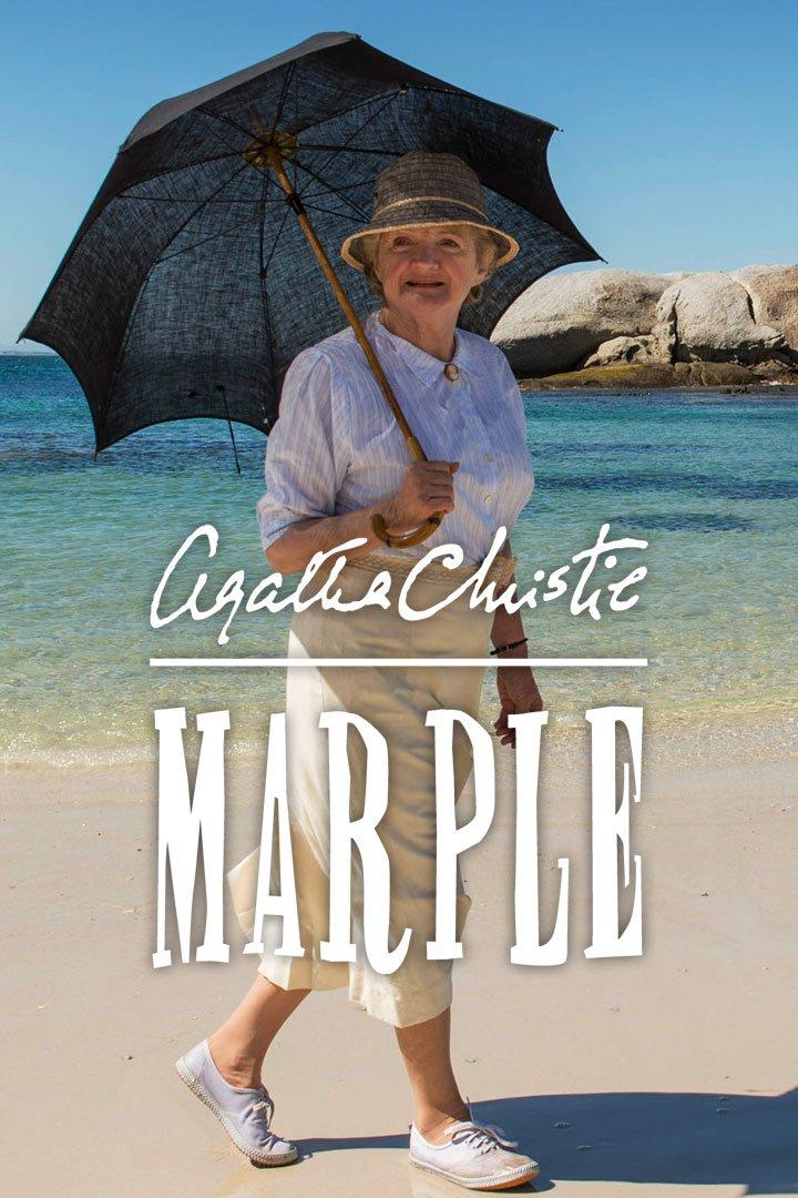 Agatha Christie's Marple on BritBox UK