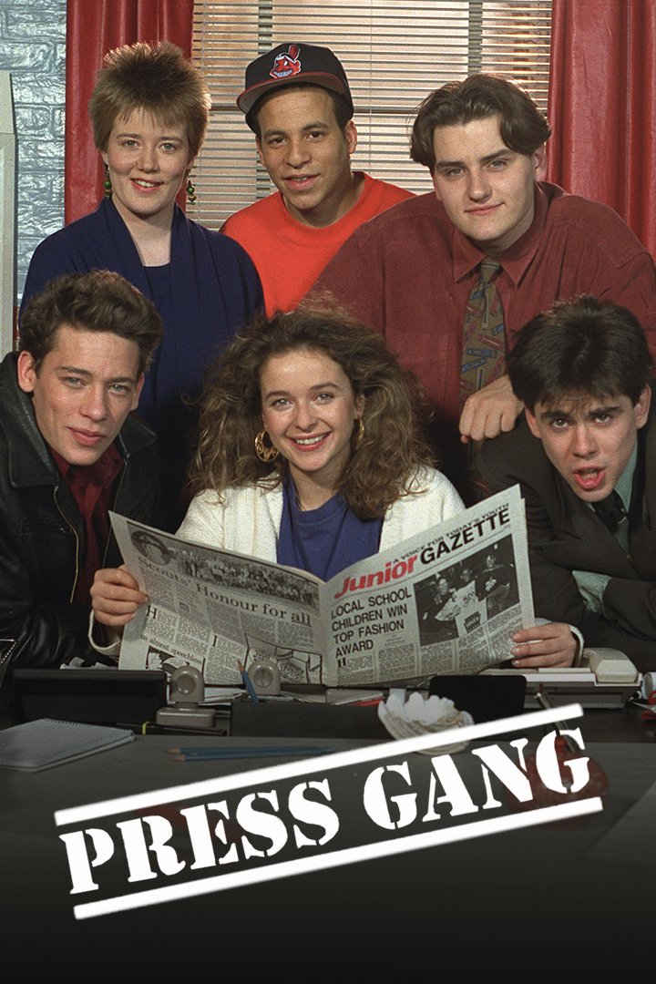 Press Gang on BritBox UK