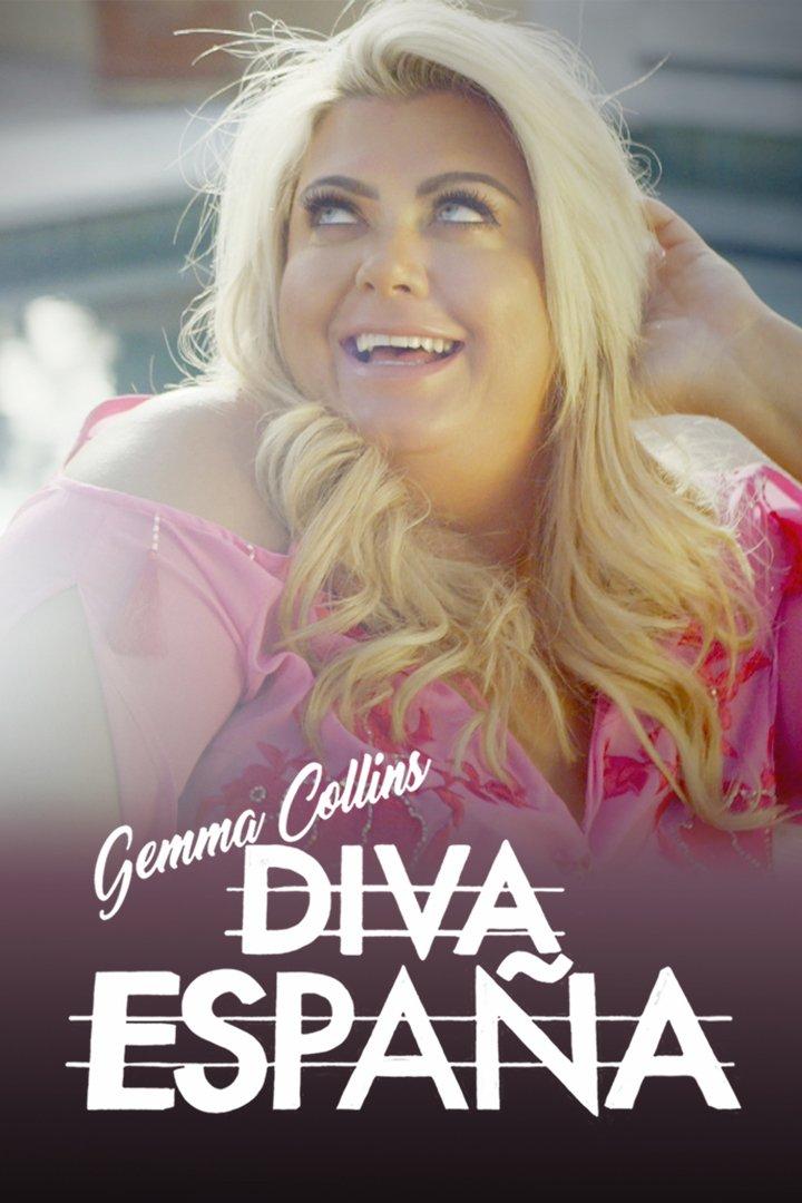Gemma Collins Diva España