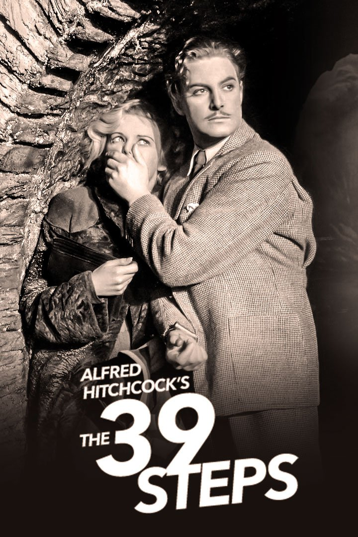 The 39 Steps on BritBox UK