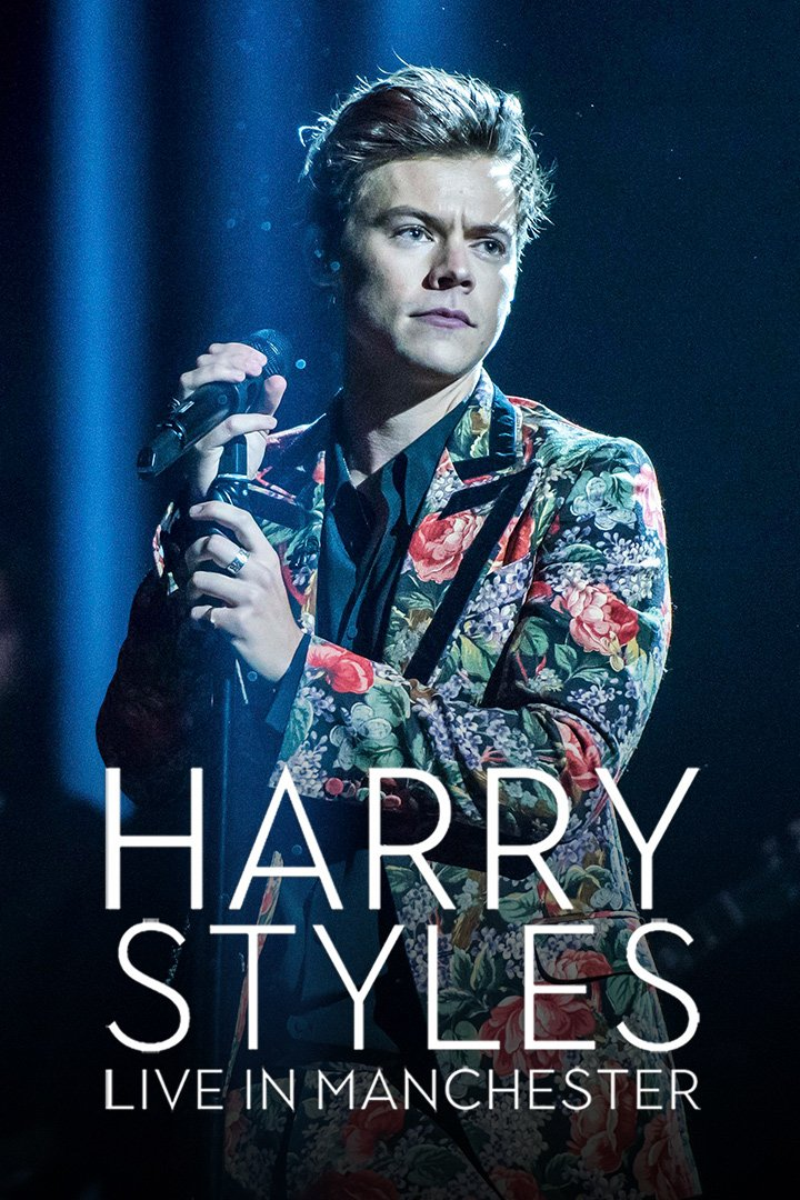 Harry Styles Live in Manchester