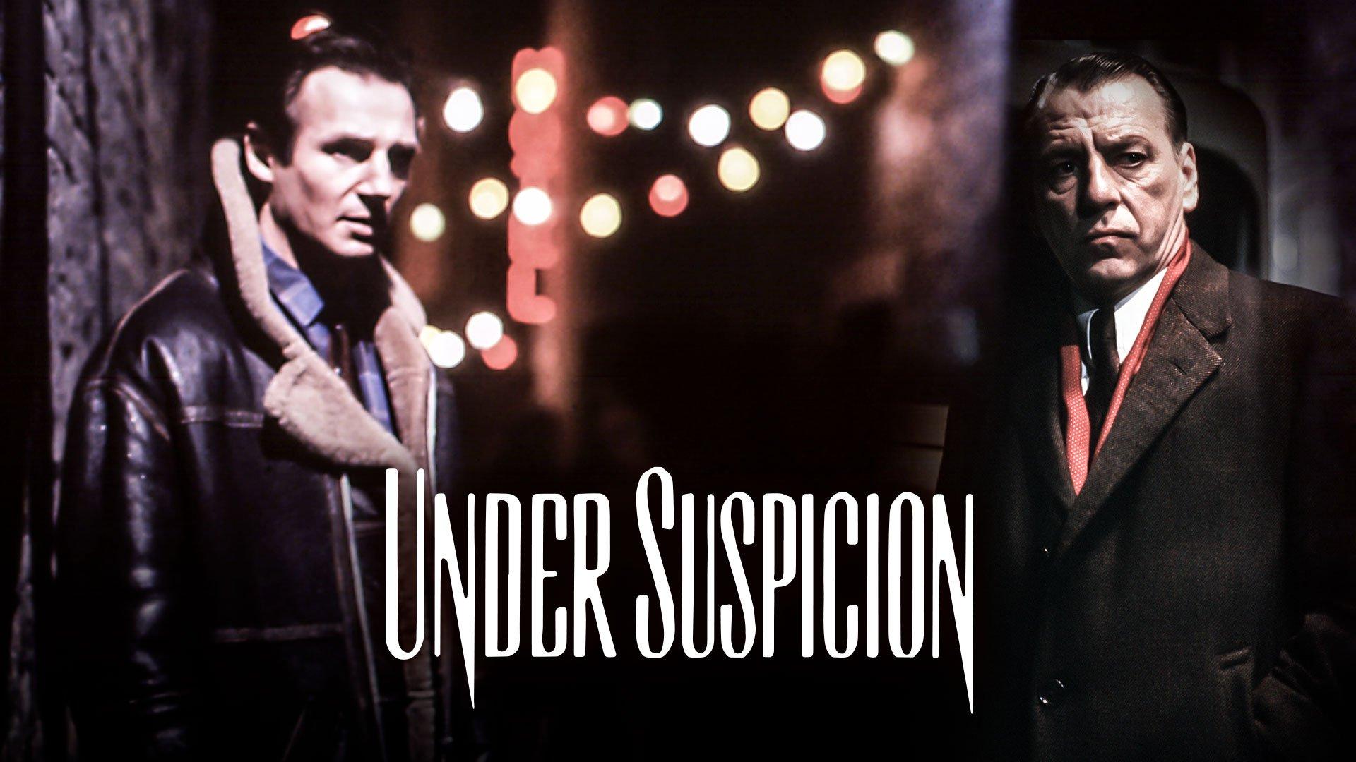 Under Suspicion on BritBox UK