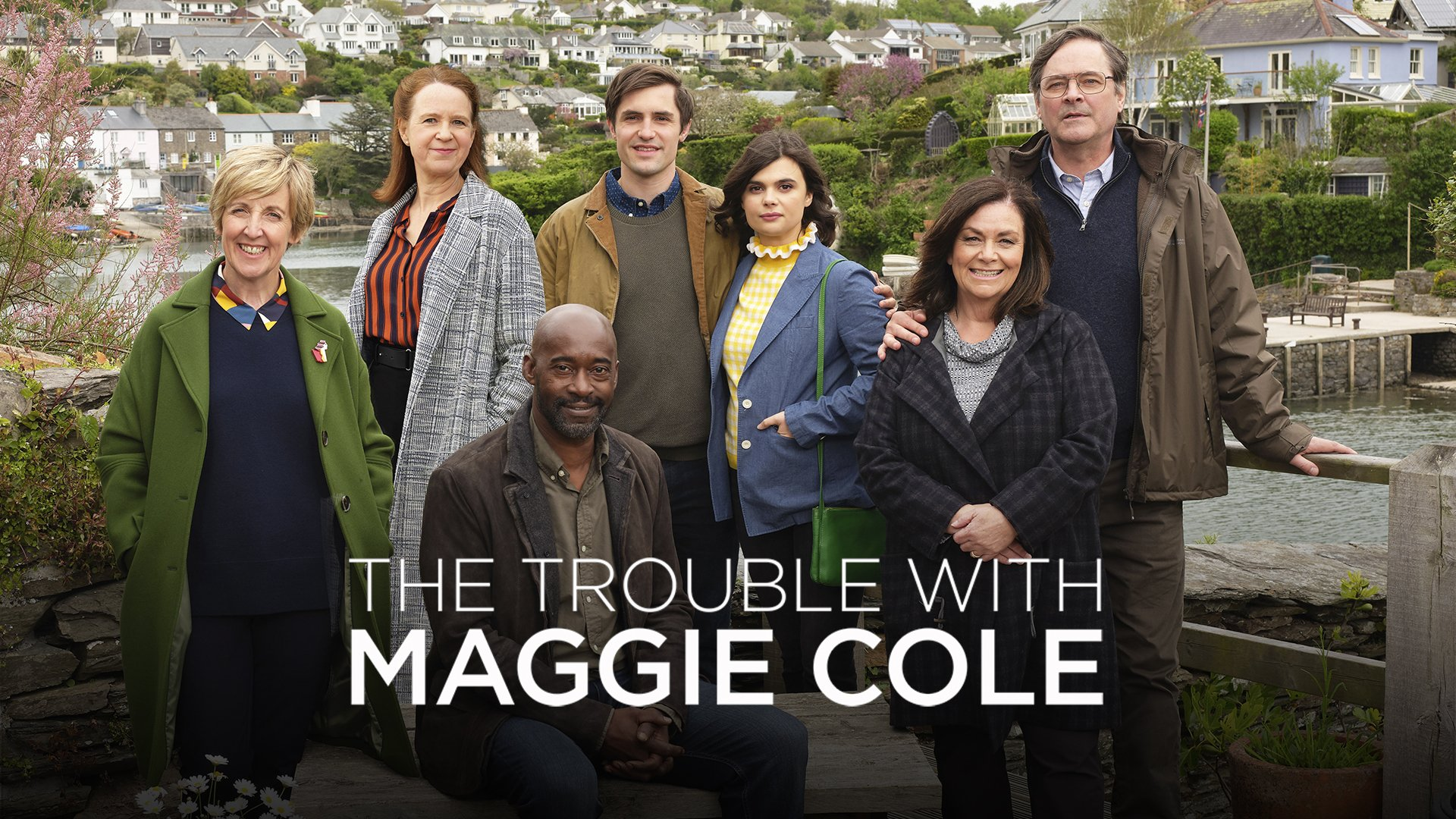The Trouble with Maggie Cole on BritBox UK