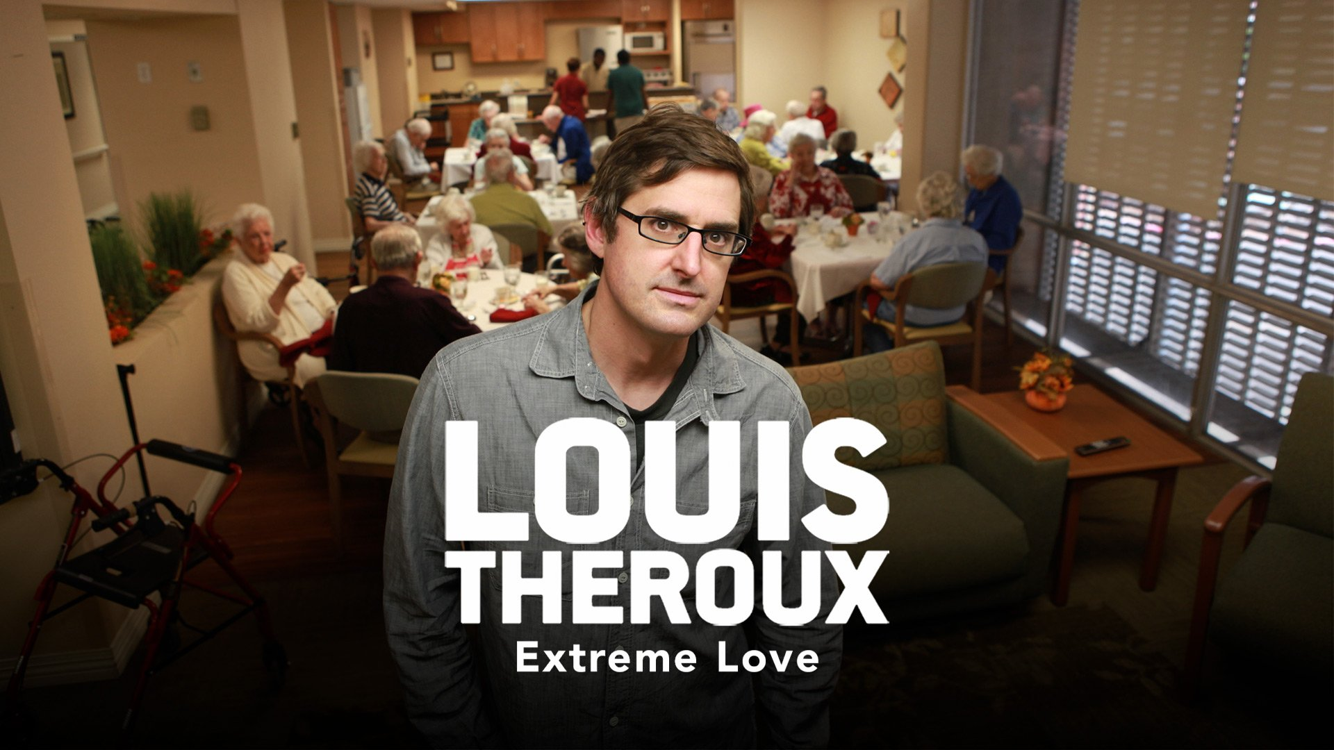 Louis Theroux: Extreme Love on BritBox UK