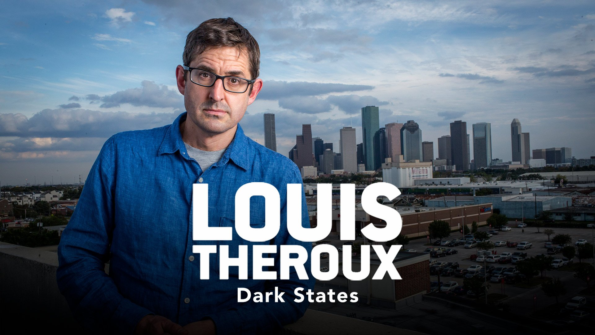 Louis Theroux: Dark States on BritBox UK