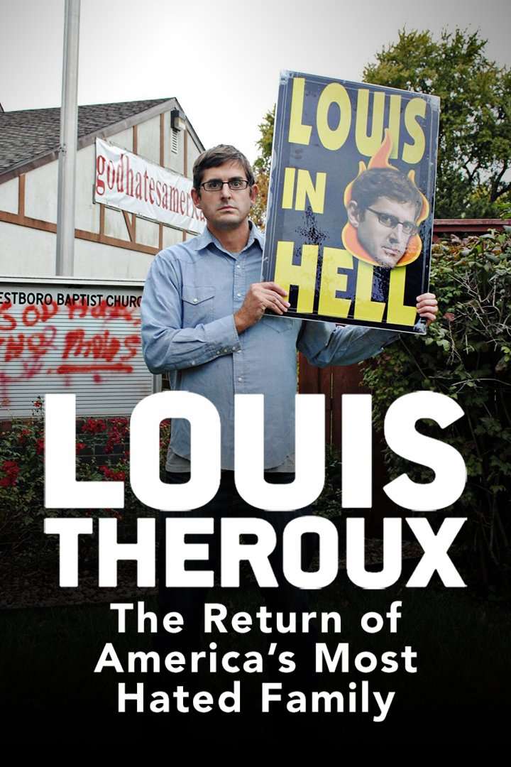 Louis Theroux: The Return of America's Most Hated Family on BritBox UK