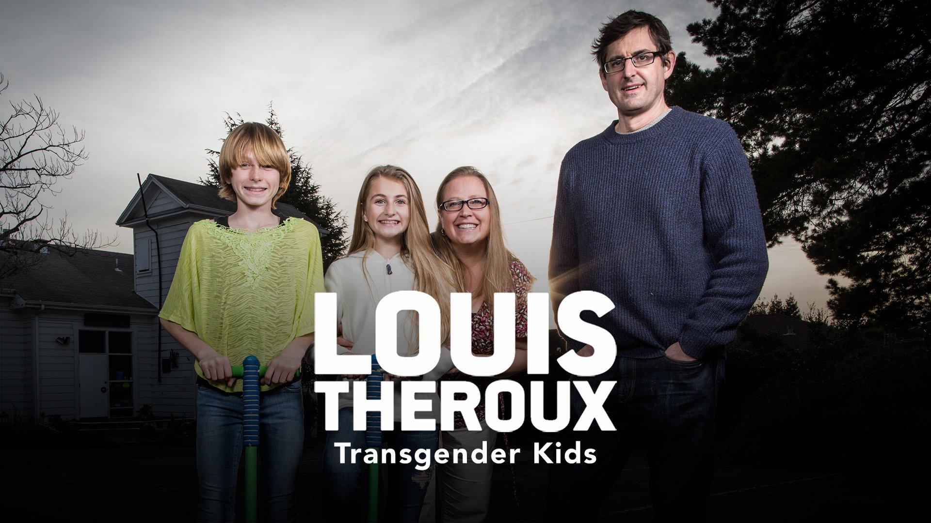 Louis Theroux: Transgender Kids on BritBox UK