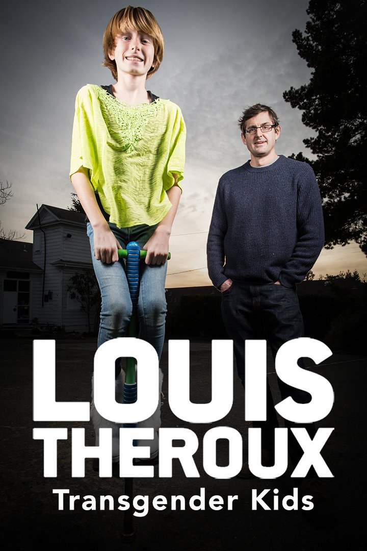 Louis Theroux: Transgender Kids on BritBox UK