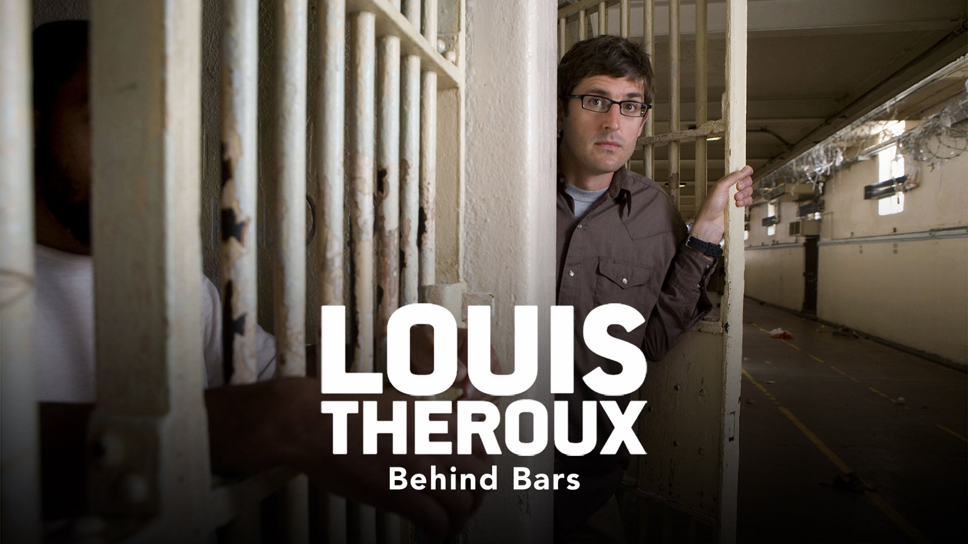 Louis Theroux: Behind Bars on BritBox UK