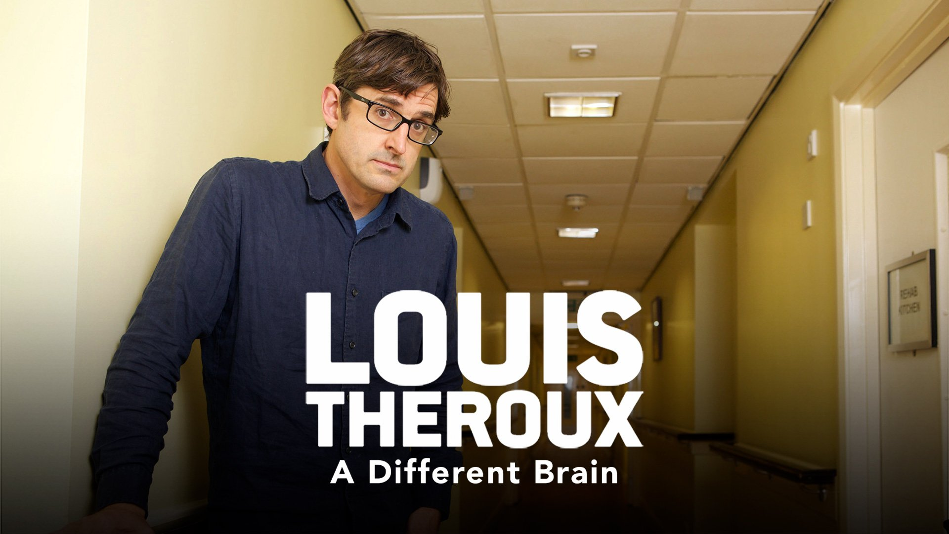 Louis Theroux: A Different Brain on BritBox UK