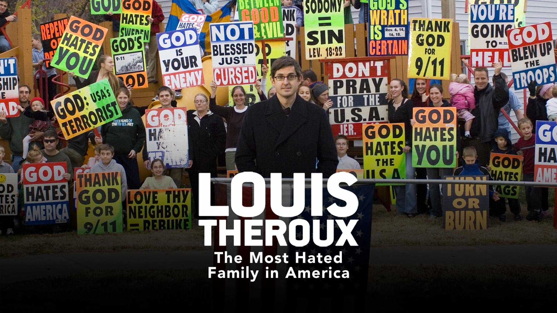 Louis Theroux: The Most Hated Family In America on BritBox UK