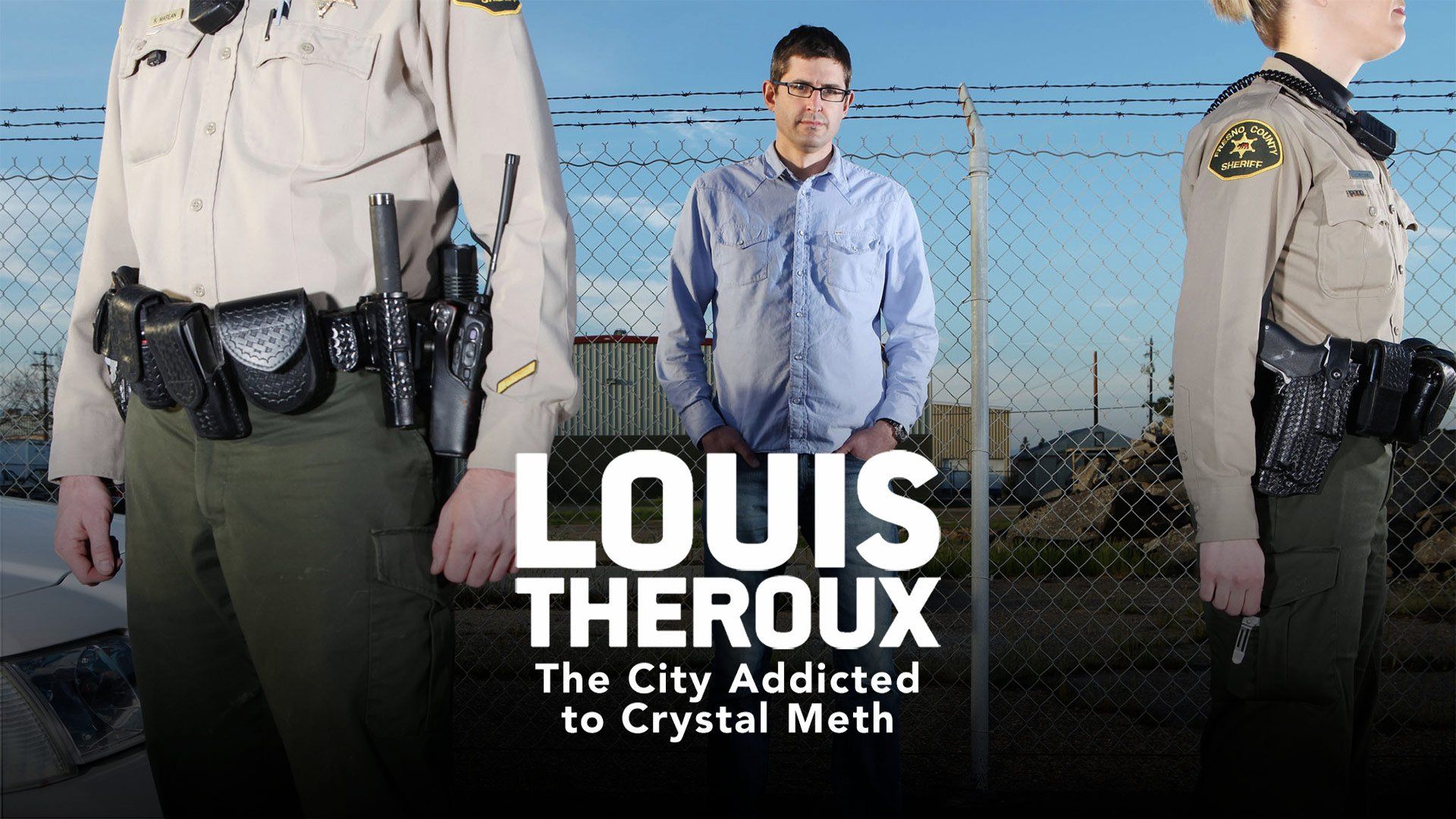 Louis Theroux: The City Addicted to Crystal Meth on BritBox UK